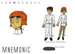 MNEMOMICS by JohnnyFive81