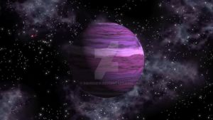 detailed gas giant Nightshade by squidge16