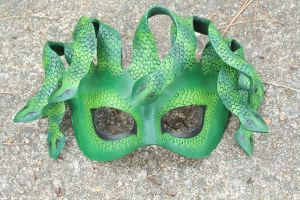 Medusa mask by SilverCicada