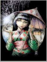 Japanese Girl_Spoofdecator by BigRob1031