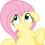 Fluttershy does not have any issues with Applejack by MikeTheUser