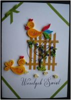 Quilling - card 52 by Eti-chan