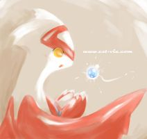 Latias by TysonTan