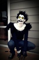 Ryuk - prototype by CosplayFromSkratch