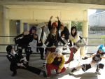 Soul Eater Group by Evilyaoifangirl