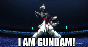 GBF - I AM GUNDAM! by MikoKawaii