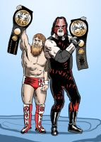 Team Hell No V2 by jkipper