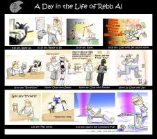 A Day in the Life of Rebb Al by The-Flying-Penguin