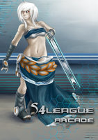 [ S4 league ] Cover01 by Ame-y