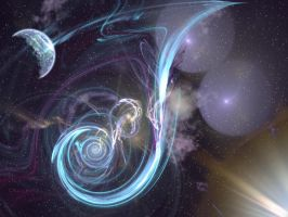 Cosmic Apophysis by ArtistInWaiting