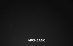 Archbang New Wallpaper by Sgtconker1r