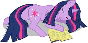 Sleeping Twilight by mandydax