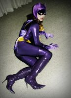 66 Batgirl Cosplay Photo Story Chapter 11- Vision by ozbattlechick