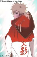Naruto Hokage by THENCHU99