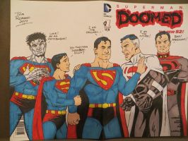Superman by tombo914