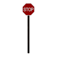 Stop Sign by Shades-Of-Rage