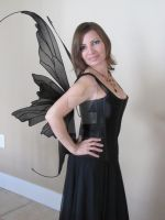 New Danielle Fairy Wings by glittrrgrrl