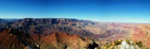 grand canyon by Haeddre