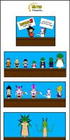 DBZ Puppet Pals Series Four by Silvre