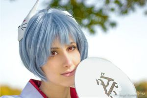 Rei Ayanami by Thesan13