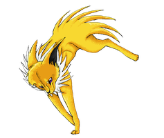 Jolteon by Eeveestarluver