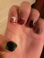 Lion King Tribute: Left Hand by wittlecabbage