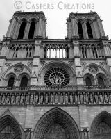 notre dame by CaspersCreations
