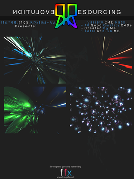 Variety C4D Pack by revolutionresourcing