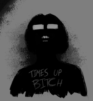 TT: TIMES UP by mamienova35