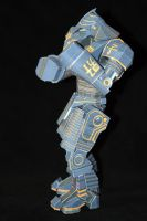 Real Steel Paper model: Noisy Boy: Hard 03 by ThunderChildFTC
