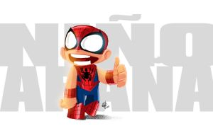 The Lill Spidey by EdPalhares