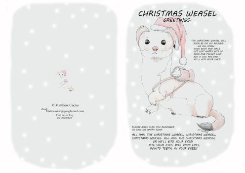 christmas card by MatTeesside