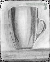 coffee mug study - up by ConfusedLittleKitty