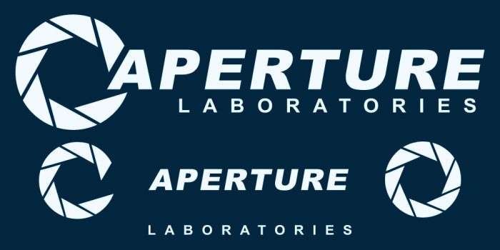 Aperture Science Logo by Zeptozephyr