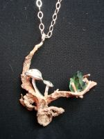 Woodland Necklace 1 by Meat-Eating-Orchid