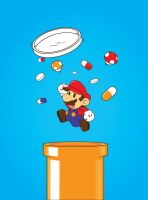 Mario by Trueneox