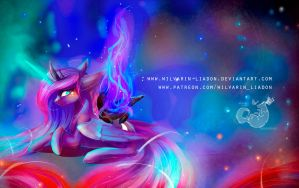 Part of me [with SpeedPaint] by Wilvarin-Liadon