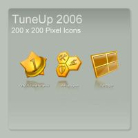 Tuneup 2006 Icons by FreaK0