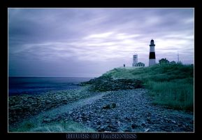 Montauk Lighthouse by Hoursofdarkness