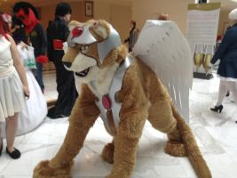 Katsucon 2014: Kero by murkrowzy