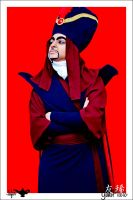 Jafar Cosplay 2 by YukiSumah
