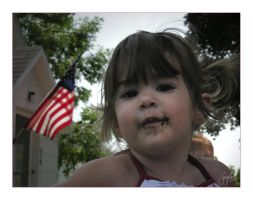 Freedom and Chocolate for All by cera