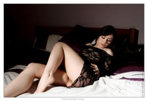 Little Black Number 05 by 365erotic