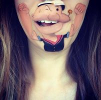 Mouth Painting by Designslots