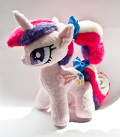 New Young Cadance Plush by mmmgaleryjka