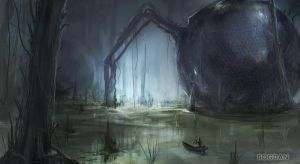 The Swamp Extractor by bungyx