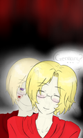 ++ APH:: little y-yandere. by ephemeralDELUSiON