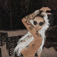 Mosaic v1 of x by Sneakier