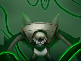 Chesnaught by metalliam
