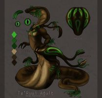 Woodland Ta'Ruui Adopt Auction by Naeomi